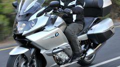 8 Stati per 8 cilindri: test per BMW K 1600 GTL e R 1200 RT - Immagine: 136
