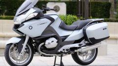 8 Stati per 8 cilindri: test per BMW K 1600 GTL e R 1200 RT - Immagine: 150