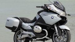 8 Stati per 8 cilindri: test per BMW K 1600 GTL e R 1200 RT - Immagine: 152