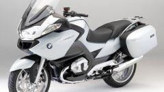 8 Stati per 8 cilindri: test per BMW K 1600 GTL e R 1200 RT - Immagine: 155