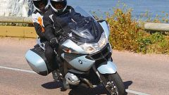 8 Stati per 8 cilindri: test per BMW K 1600 GTL e R 1200 RT - Immagine: 139