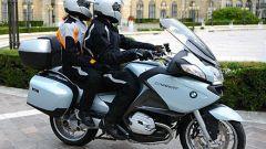 8 Stati per 8 cilindri: test per BMW K 1600 GTL e R 1200 RT - Immagine: 140