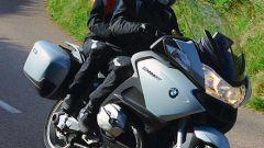8 Stati per 8 cilindri: test per BMW K 1600 GTL e R 1200 RT - Immagine: 141