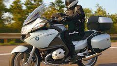 8 Stati per 8 cilindri: test per BMW K 1600 GTL e R 1200 RT - Immagine: 142