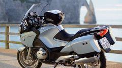 8 Stati per 8 cilindri: test per BMW K 1600 GTL e R 1200 RT - Immagine: 144