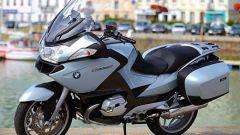 8 Stati per 8 cilindri: test per BMW K 1600 GTL e R 1200 RT - Immagine: 145