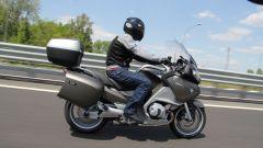 8 Stati per 8 cilindri: test per BMW K 1600 GTL e R 1200 RT - Immagine: 79
