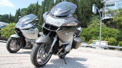 8 Stati per 8 cilindri: test per BMW K 1600 GTL e R 1200 RT - Immagine: 75