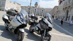 8 Stati per 8 cilindri: test per BMW K 1600 GTL e R 1200 RT - Immagine: 74