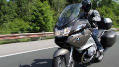 8 Stati per 8 cilindri: test per BMW K 1600 GTL e R 1200 RT - Immagine: 98