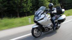 8 Stati per 8 cilindri: test per BMW K 1600 GTL e R 1200 RT - Immagine: 104