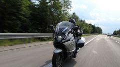 8 Stati per 8 cilindri: test per BMW K 1600 GTL e R 1200 RT - Immagine: 94