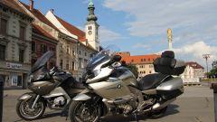 8 Stati per 8 cilindri: test per BMW K 1600 GTL e R 1200 RT - Immagine: 93