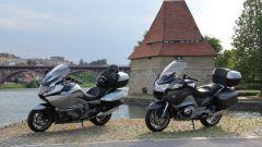 8 Stati per 8 cilindri: test per BMW K 1600 GTL e R 1200 RT - Immagine: 92