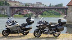 8 Stati per 8 cilindri: test per BMW K 1600 GTL e R 1200 RT - Immagine: 91