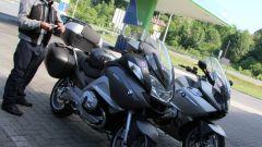8 Stati per 8 cilindri: test per BMW K 1600 GTL e R 1200 RT - Immagine: 48