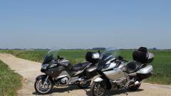 8 Stati per 8 cilindri: test per BMW K 1600 GTL e R 1200 RT - Immagine: 38