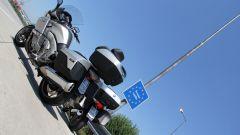 8 Stati per 8 cilindri: test per BMW K 1600 GTL e R 1200 RT - Immagine: 70