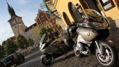 8 Stati per 8 cilindri: test per BMW K 1600 GTL e R 1200 RT - Immagine: 58