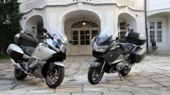 8 Stati per 8 cilindri: test per BMW K 1600 GTL e R 1200 RT - Immagine: 26