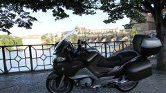 8 Stati per 8 cilindri: test per BMW K 1600 GTL e R 1200 RT - Immagine: 28