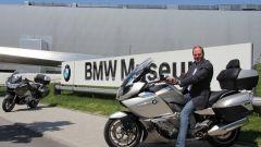 8 Stati per 8 cilindri: test per BMW K 1600 GTL e R 1200 RT - Immagine: 27