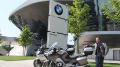 8 Stati per 8 cilindri: test per BMW K 1600 GTL e R 1200 RT - Immagine: 2