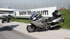 8 Stati per 8 cilindri: test per BMW K 1600 GTL e R 1200 RT - Immagine: 18