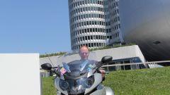 8 Stati per 8 cilindri: test per BMW K 1600 GTL e R 1200 RT - Immagine: 5