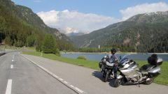 8 Stati per 8 cilindri: test per BMW K 1600 GTL e R 1200 RT - Immagine: 25