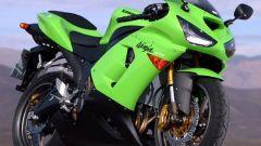 Kawasaki Ninja 636 '05 - Immagine: 4