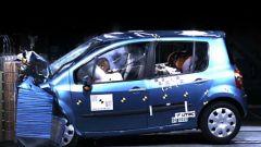 Crash test: Renault Modus - Immagine: 5