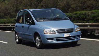Listino prezzi Fiat Multipla