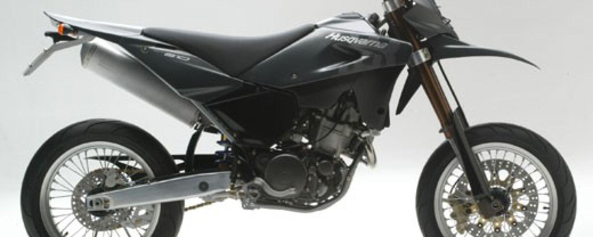 Husqvarna SM 610 2005