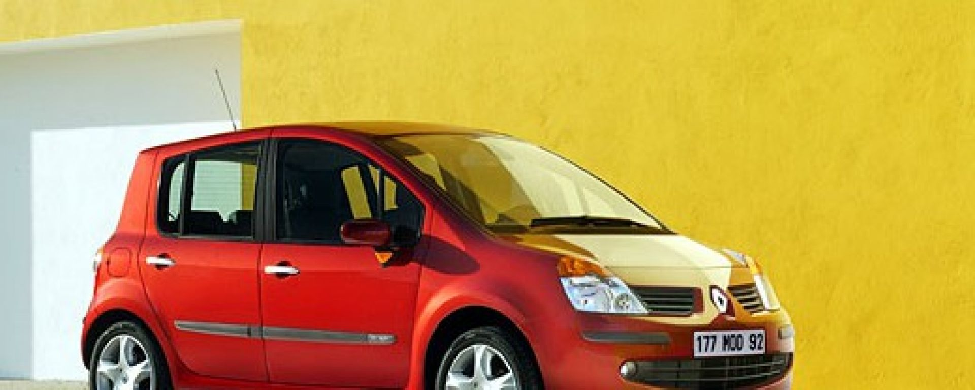 Anteprima: Renault Modus