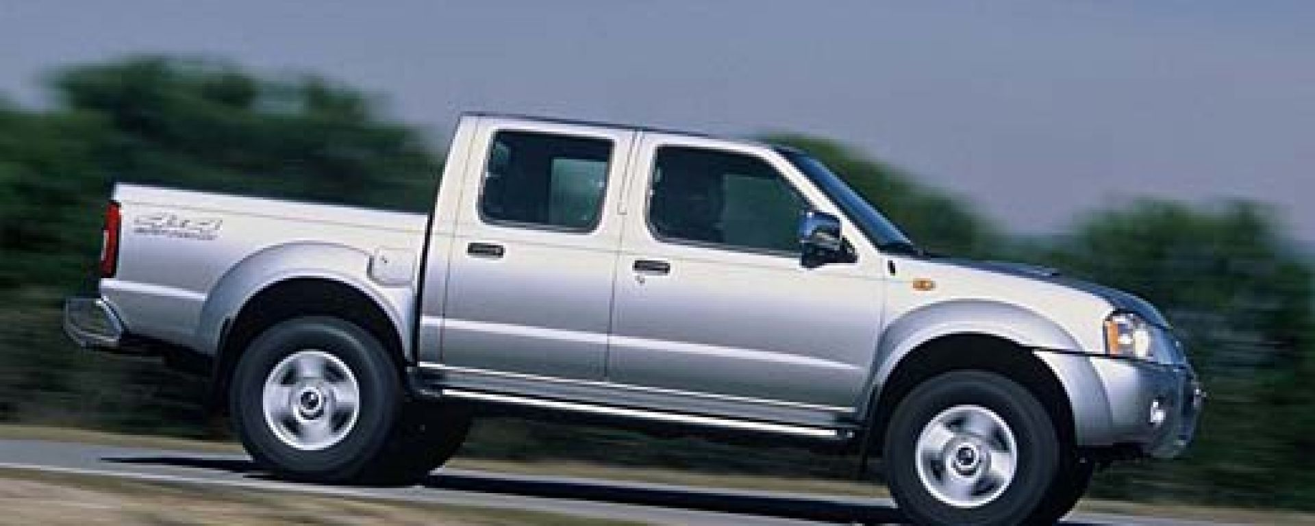 Nissan Pickup Double Cab