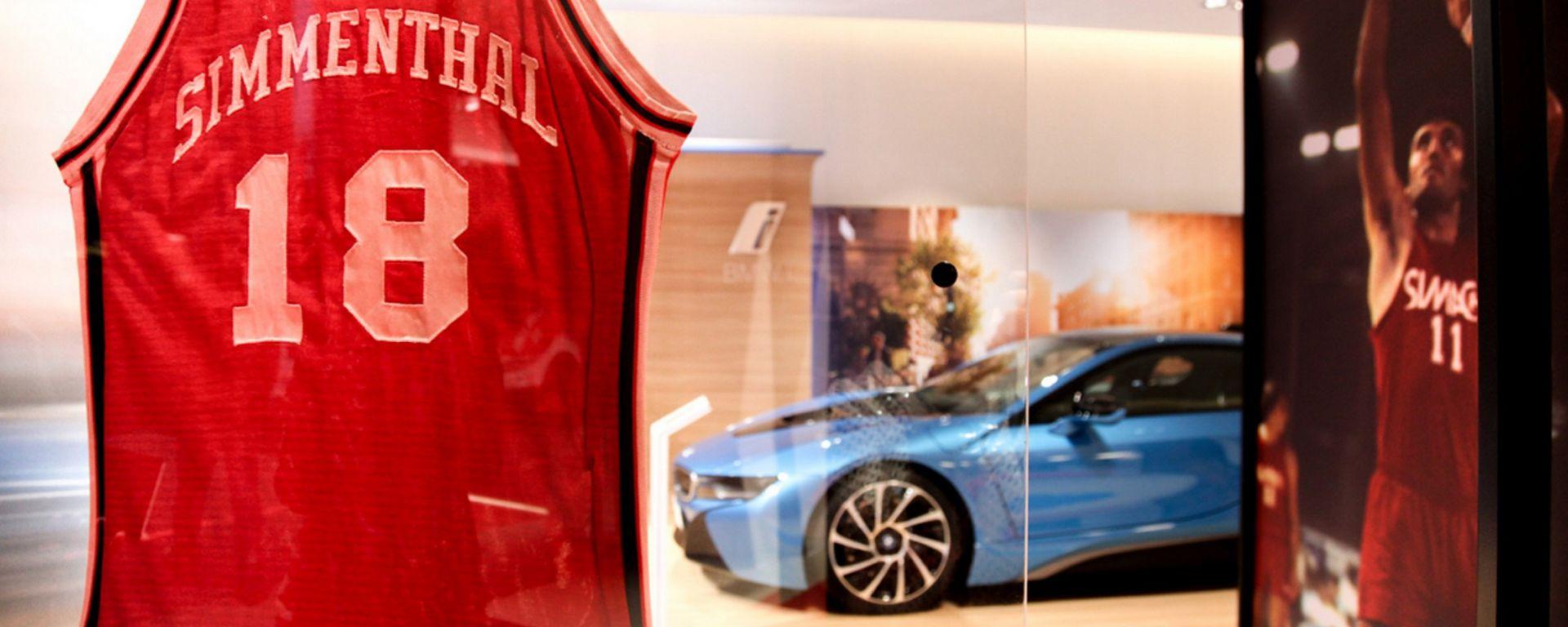 80limpia: BMW Milano ospita la mostra sulle Scarpette Rosse