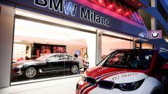 80limpia: BMW Milano ospita la mostra sulle Scarpette Rosse - Immagine: 2