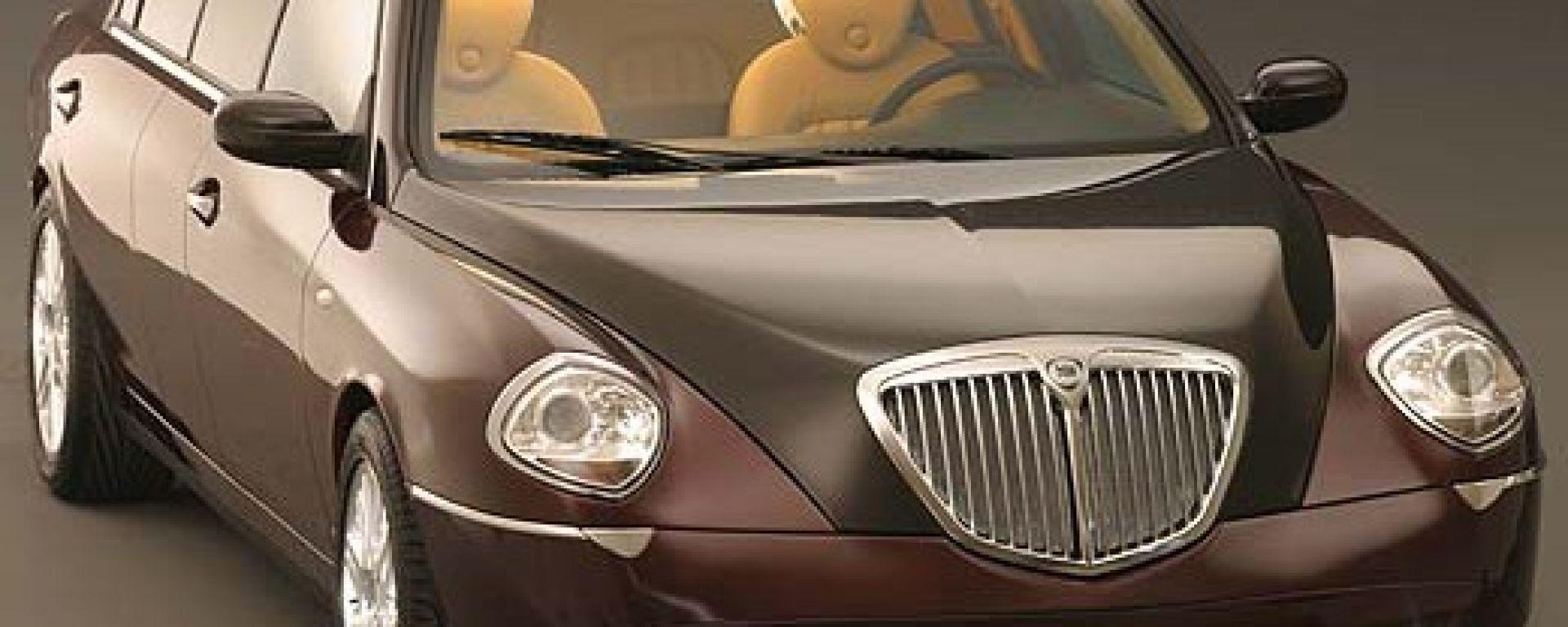 Stola S85, la Thesis Limousine di Ciampi
