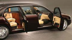 Stola S85, la Thesis Limousine di Ciampi - Immagine: 5