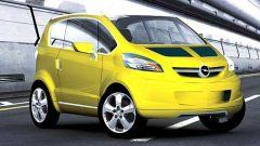 Opel Trixx: l'anti Smart - Immagine: 1