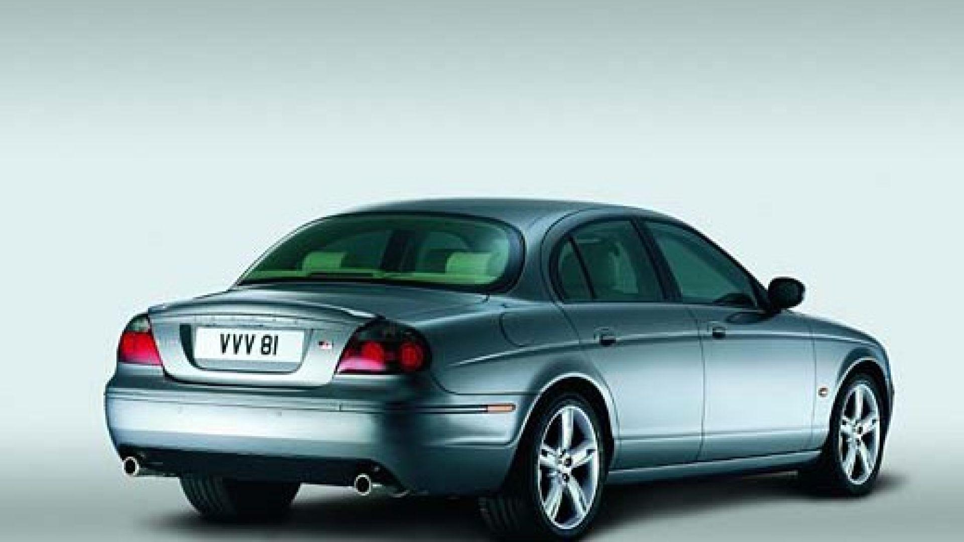 Anteprima:Jaguar S-Type 2004 - MotorBox