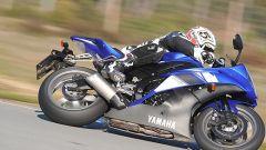 Yamaha R6 - Immagine: 8