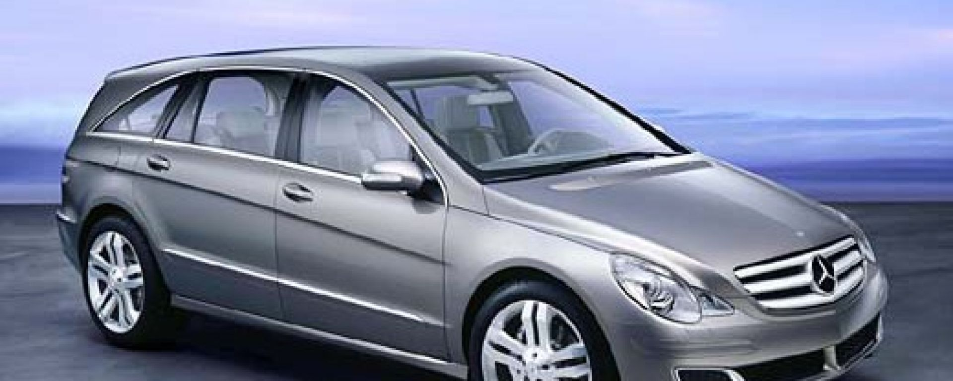 Anteprima: Mercedes Vision GST