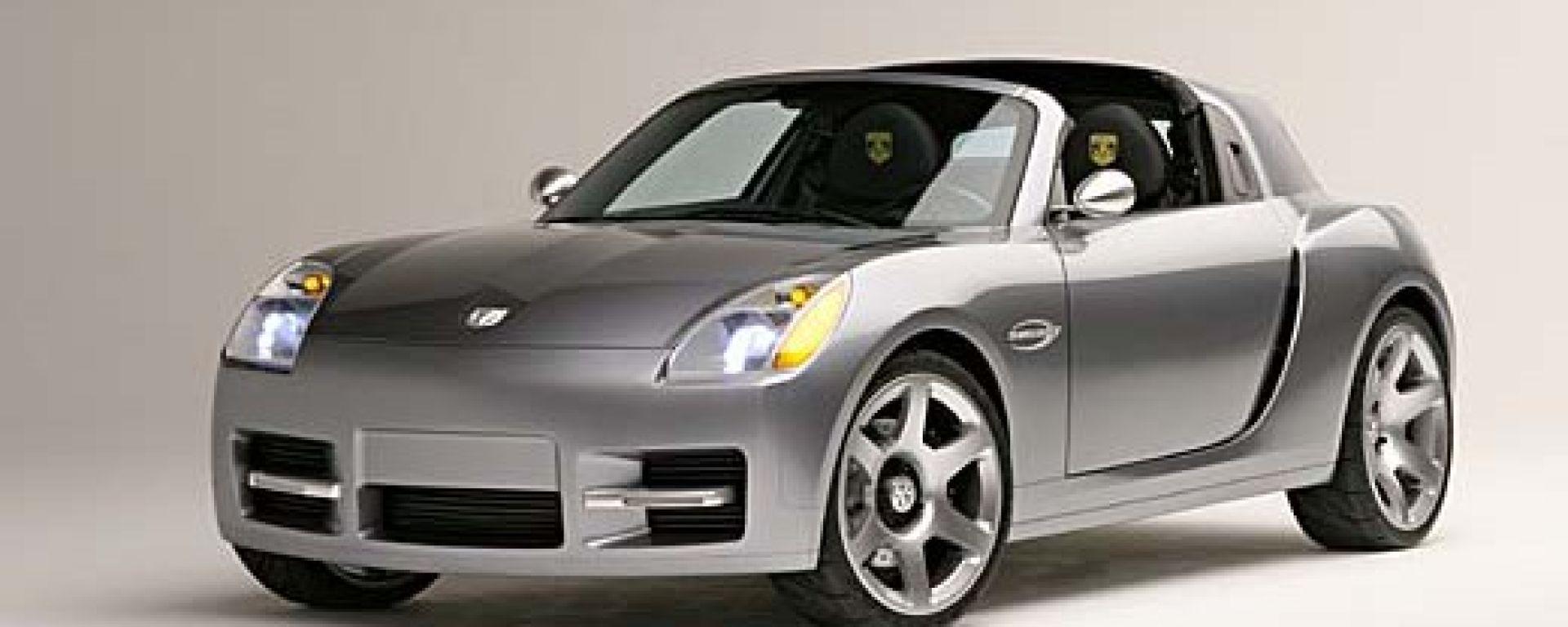 Dodge Sling Shot:la Smart made in Usa