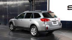 Subaru Outback 2010 - Immagine: 2