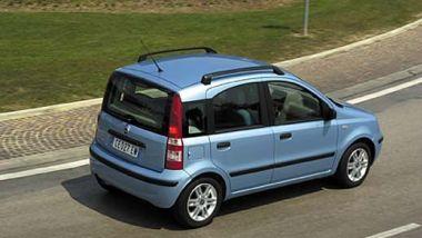Listino prezzi Fiat Panda