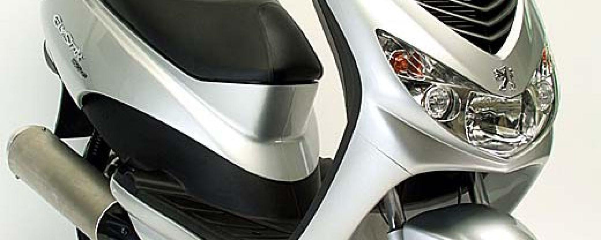 Peugeot Elystar Advantage: il vantaggio è tutto vostro