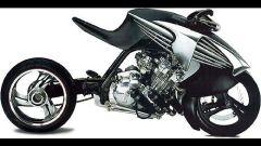 Honda Fantasix - Immagine: 1