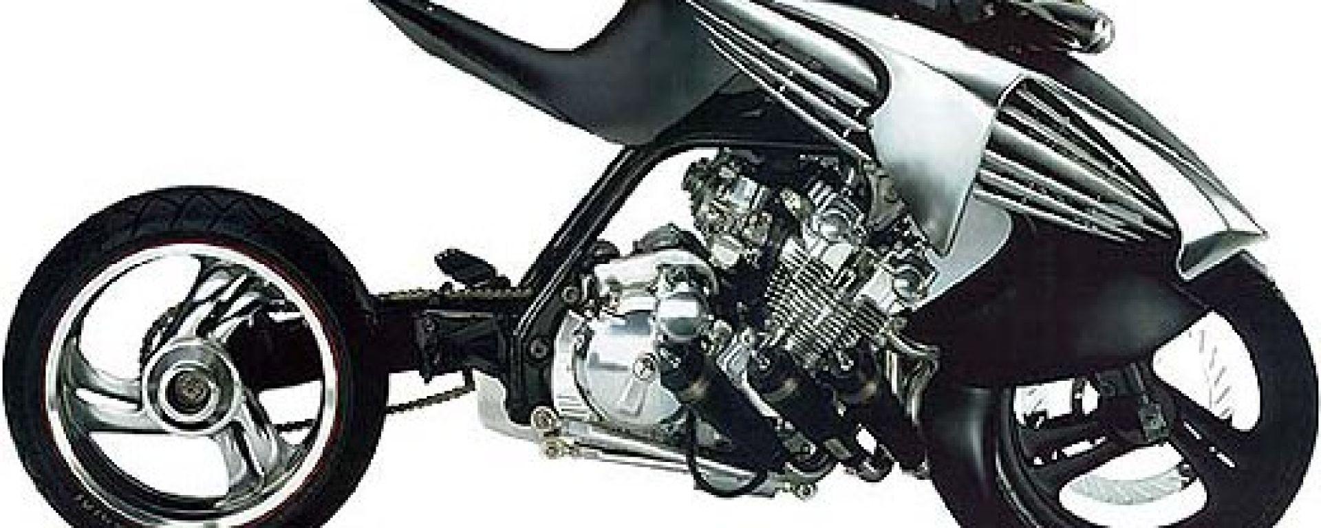 Honda Fantasix